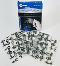 Miller Elite Mp10 Series Lens Cover Helmet Replacements Clear 4 1116 X 5 58