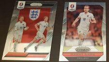 2016 Panini Prizm UEFA Euro Soccer BASE #56 + CCD #15 Harry Kane - England