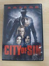 City of Sin (Dvd, 2017)