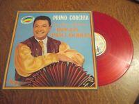 33 tours tirage limite rouge PRIMO CORCHIA les plus celebres tangos et paso