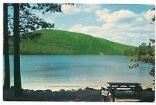 SUGARLOAF MOUNTAIN Wellington State Park Bristol New Hampshire NH Postcard