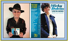 MICKY DOLENZ DIRECT 2U! NEW MICKY DOLENZ LIVE IN JAPAN CD SIGNED! ** THE MONKEES