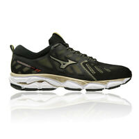 Mizuno Mens Wave Ultima 11 Running Shoes Trainers Sneakers Black Sports