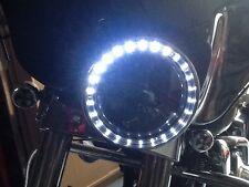 "Kuryakyn tour de phare led 7"" pour Harley Davidson"