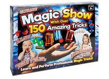Ultimate Magic Show Set with 150 Amazing Tricks Aged 8 Years+