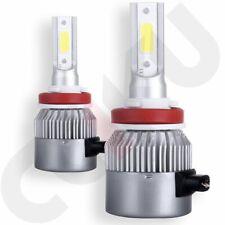 H11 LED Headlight 6000K 2018 2280W 192000LM  Kit Low Beam Bulbs High Power