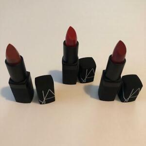 NARS Lipstick Full Size 0.12 oz / 3.4 g New Unboxed