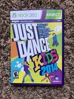 Just Dance Kids 2014 (Microsoft Xbox 360, 2013) Kinect Required