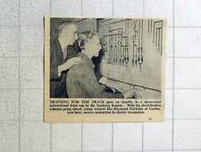 1956 Young Trainee Raymond Fairbairn Tooting Southern Region Electrical