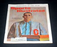 SPORTS ILLUSTRATED JANUARY 8 1962 JERRY LUCAS