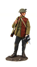 BRITAINS SOLDIERS 23111  1916-18 British Infantry Standing with Souvenir WW1 gj