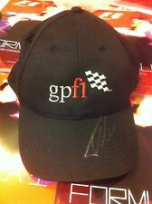 Fernando Alonso Signed Formula 1 Grand Prix Montreal Canada F1 Cap