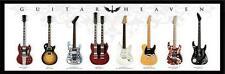 Guitar Heaven Slimline POSTER