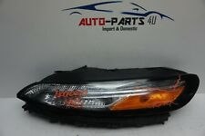 for parts only, tested 2014-2016 JEEP CHEROKEE LEFT DRIVER LED HID HEADLIGHT OEM
