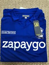 Birmingham City Football Shirt. Size L