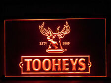 J389R Tooheys Beer For Pub Bar Display Decor Light Sign