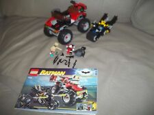 LEGO Batman 7886 Harley Quinn's Hammer Truck  100%  RARE   Hard to Find
