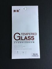 Premium Tempered Glass Screen Protector For Microsoft Lumia 650