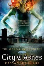 City of Ashes (Mortal Instruments),Cassandra Clare- 9781416972242