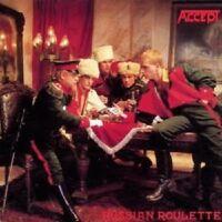 """ACCEPT """"RUSSIAN ROULETTE"""" CD NEUWARE"""