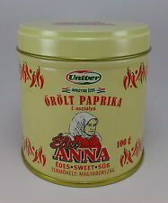 Hungarian Paprika First-rate Univer Sweet Edes Anna 100g/3.5 oz. Tin FREE scoop