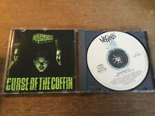 Nekromantix -  Curse Of The Coffin   [CD Album] 1991  Psychobilly