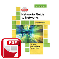 New ListingCompTia Network+ Guide to Networks 2019