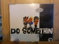 Do Something EP by Eusebe (1996, CD single, EMI, 4 tracks) Very Good: Quite rare