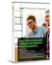 Sage 50 Accounts Essentials with new MTD Module