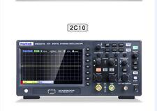 Hantek Digital Storage Oscilloscope 2CH 100Mhz 1GS/s DSO2C10+2D10 Signal Source