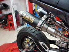 Dual Exhaust full Systems High Mount Aodonly For Honda Grom MSX All Model 13-18