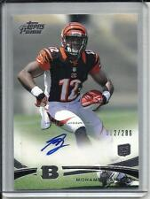 Mohamed Sanu 2012 Topps Prime Autograph Rookie #012/286