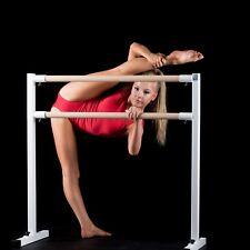 Ballet barre/ ballet bar studio quality portable freestanding, double barre.NEW