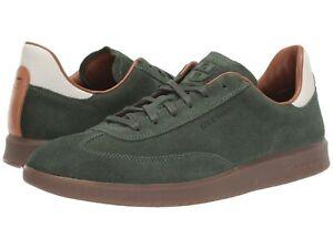 Men's Shoes Cole Haan GRANDPRO TURF SNEAKERS Leather & Suede C29970 DARK OLIVE