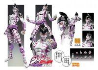 JOJO Super Action Statue P H 160mm Figure Purple Haze Medicos Anime From JAPAN