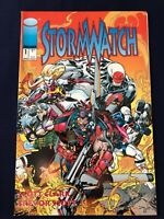 Stormwatch #1 (image, 1993) NM