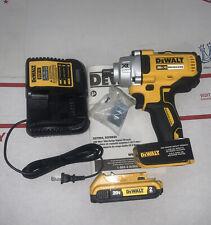 Dewalt DCF894B 1/2 Mid Range Impact Wrench Kit Detent Pin + 2.0 Charger New