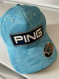 Ping Golf Hawaii 2021 Hat Tour Issue