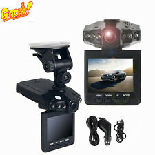 "2.5"" HD Dashcam Camera Car Go Cam DVR Video Pro Mic Recorder Traffic SUV Truck Q"