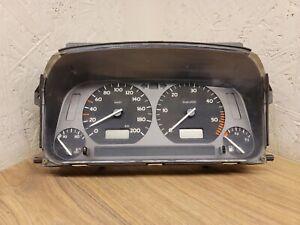 VW GOLF MK3 SPEEDOMETER INSTRUMENT CLUSTER CLOCK 1H0919860E 6160633041