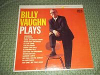 Vtg.Vinyl LP Record Album - Billy Vaughn Plays