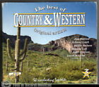 THE BEST OF COUNTRY & WESTERN 50 Top Hits BOX 3 CD