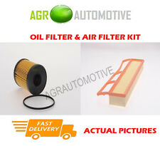 DIESEL SERVICE KIT OIL AIR FILTER FOR FIAT FIORINO 1.3 75 BHP 2008-