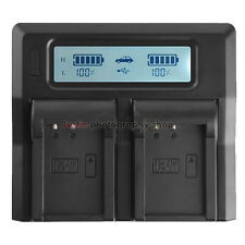 LCD Quick Battery Charger For Canon LP-E17 LC-E17E EOS M3 M5 750D Rebel T6s T6i