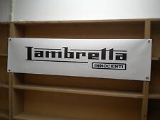 LAMBRETTA SCOOTER appassionati Banner, INNOCENTI, LI125, GP125, GP200, SX200 ecc