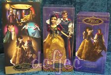 Disney #13 Designer Fairytale Collection Doll Couple Snow White/Prince  LE