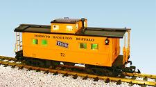 USA Trains 12171 G Scale Center Cupola Caboose Toronto Hamilton Buffalo