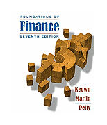 Foundations of Finance: The Logic and Practice of Financial Management by Keown