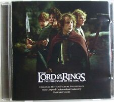 HOWARD SHORE (CD)  THE LORDS OF THE RINGS  BOF SOUNDTRACK
