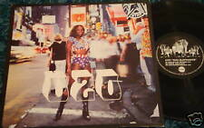 "UZO 2000 ELEPHANTS 12"" EP 6 techno mixes picture jacket Michael Flume"
